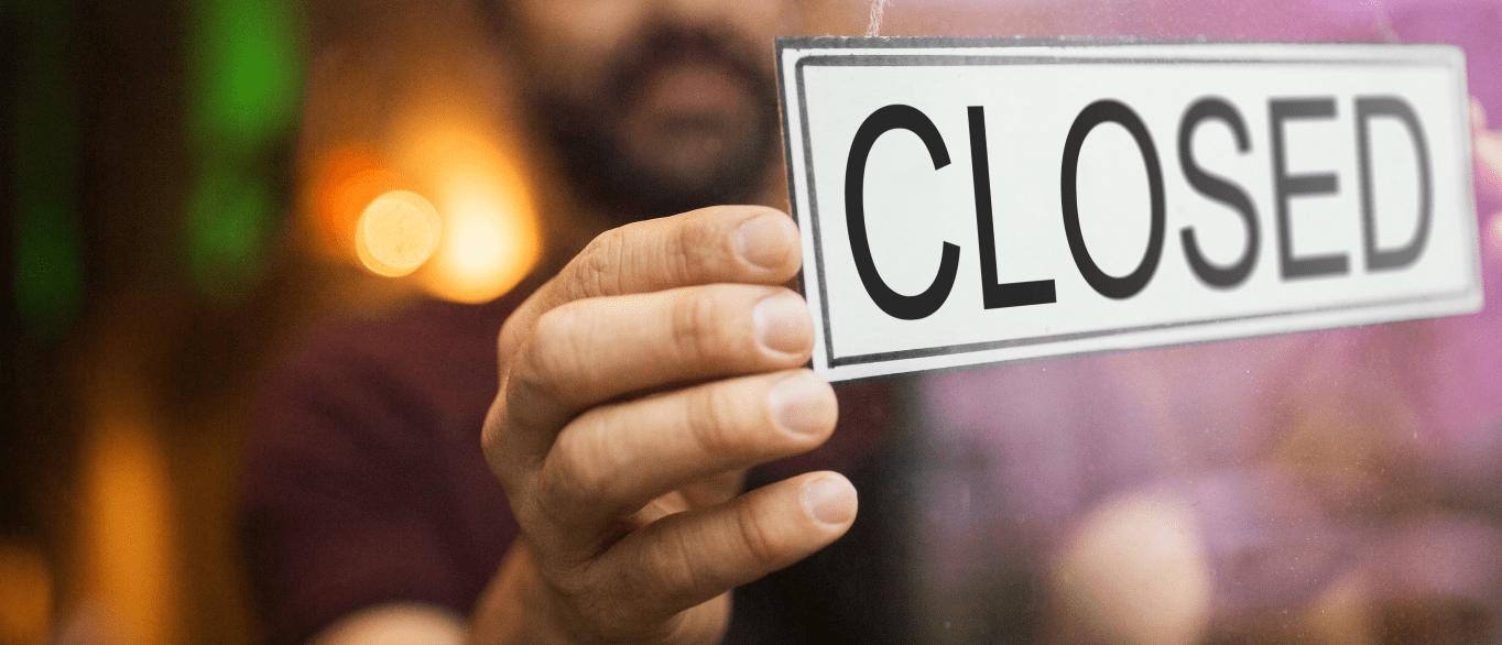 Closed-header